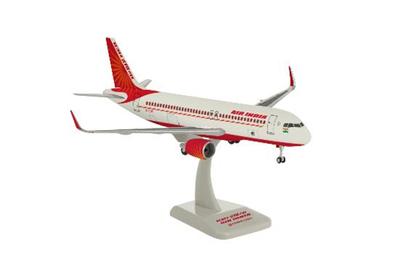 1/200  A320 エア・インディア 「シャークレット装備」 ランディングギア・スタンド付属