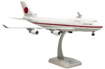 B747-400 日本国政府専用機1号機