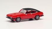 1/87 フォード カプリIIソフトトップ レッド