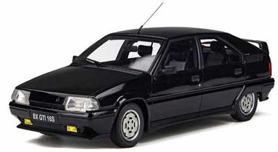 18シトロエン BX GTI 16V (ブラック)           世界限定 999個