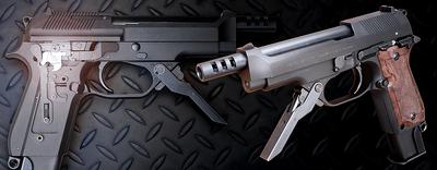 ガスブローバック M93RII ヘヴィウェイト
