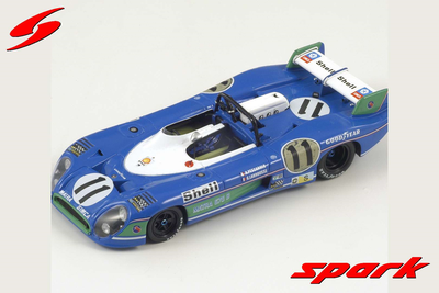 1/43  Matra-Simca MS 670 B No.11 Winner 24H Le Mans 1973 H. Pescarolo - G. Larrousse