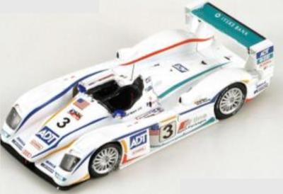 1/43 Audi R8 No.3 Winner 24H ル・マン 2005 M.Werner/JJ Lehto/T.Kristensen ※再生産