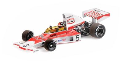 1/43scale McLaren Ford M23 Emerson Fittipaldi  1974 World Champion with Engine