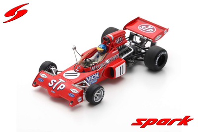 1/43  March 721X No.11 Belgian GP 1972   Ronnie Peterson