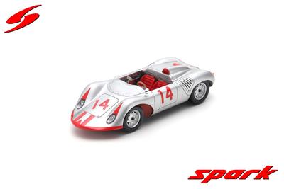 1/43  Porsche 718 RS No.14 Nassau 1961      Bob Holbert