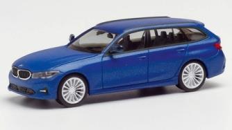 1/87 BMW 3シリーズ ツーリングブルーメタリック