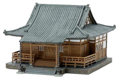 N 1/150   建コレ028-4 お寺A4