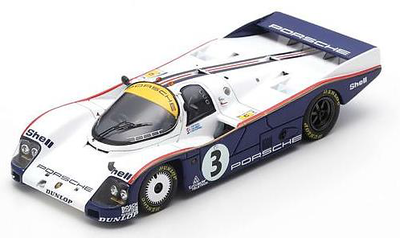 1/43  Porsche 962C No.3 24H Le Mans 1985        A. Holbert - V. Schuppan - J. Watson
