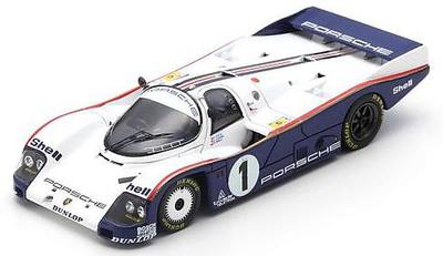 1/43  Porsche 962 C No.1 24H Le Mans 1985      J. Ickx - J. Mass