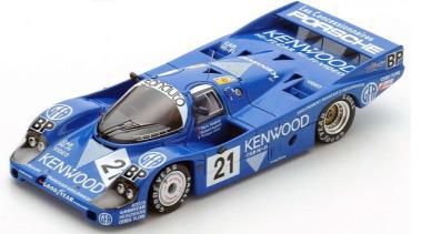 1/64  Porsche 956 No.21 3rd 24H Le Mans 1983     M. Andretti - M. Andretti - P. Alliot