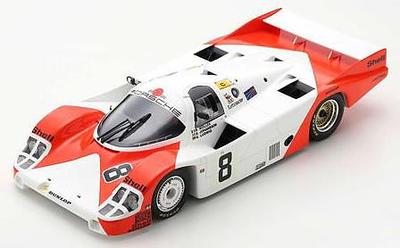 1/64  Porsche 956 No.8 6th 24H Le Mans 1983     B. Wollek - K. Ludwig - S. Johansson
