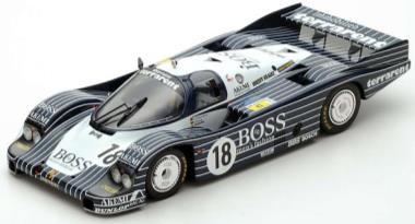 1/64  Porsche 956 No.18 7th 24H Le Mans 1983     J Lässig - A. Plankenhorn - D. Wilson