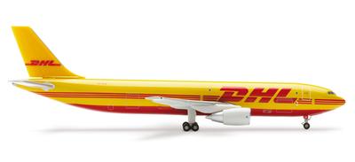 A300B4F DHL OO-DLW