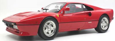 1/12  288 GTO レッド      レジンモデル ニューリリース