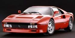 1/18フェラーリ 288GTO (レッド)