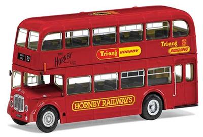 1/76  Bristol Lodekka 2階建てバス Hornby100周年記念 Liverpool