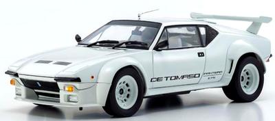 1/18デ・トマソ パンテーラ GT5 (ホワイト)