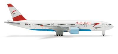 B777-200 オーストリア航空 オーストリア