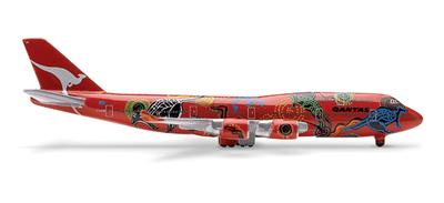 カンタス オーストラリア航空 「Wunala Dreaming2」 (VH-OEJ) オーストラリア