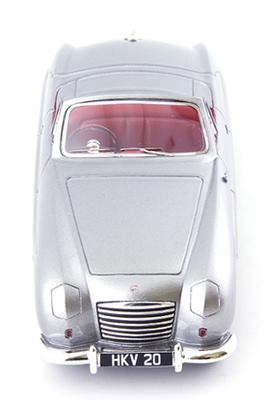 1/43トライアンフ TR-X 1950 メタリックグレー (イギリス)