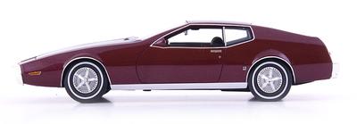 1/43ポンティアック Farago CF 428 1969  ダークレッド