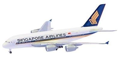 A380-800 シンガポール航空