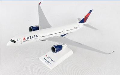 1/200A350-900 デルタ エアラインズ           デルタ航空の最新フリート エアバスA350