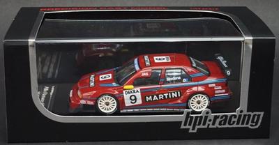 アルファ・ロメオ 155V6 TI #9 1996 ITC