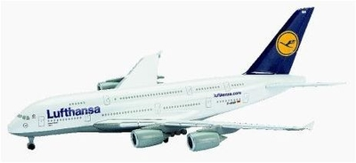 A380-800 ルフトハンザドイツ航空