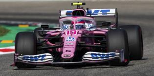 1/43 BWT Racing Point RP20 No.18 BWT Racing Point F1 Team  3rd Italian GP 2020 Lance St