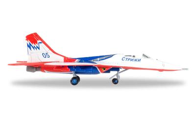 1/200  Russian Air Force - Strizhi Aerobati Team Mikoyan Gurevich MiG-29