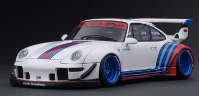 1/18  RWB 993 White/Blue/Red  ★生産予定数:120pcs