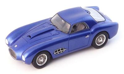 """1/43""""フェラーリ 250 GTO """"""""Gatto"""""""" 1963/2010  (イタリア/アメリカ)メタリックブルー"""""""