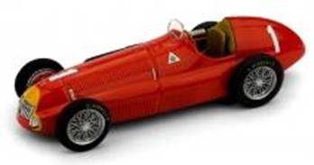 """1/43""""アルファ・ロメオ 158   1950年イギリスGP  #1  Juan Manuel Fangio"""""""