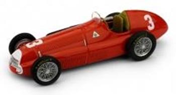 """1/43""""アルファ・ロメオ 158   1950年イギリスGP  #3  Luigi Fagioli"""""""