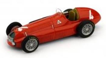 """1/43""""アルファ・ロメオ 158   1950年イギリスGP  #4  Reg Parnell"""""""