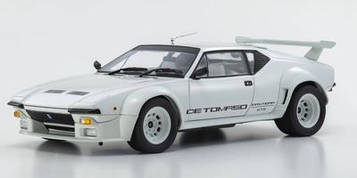1/18 De Tomaso Pantera GT5 (White)   KYOSHO ORIGINAL ダイキャストカー