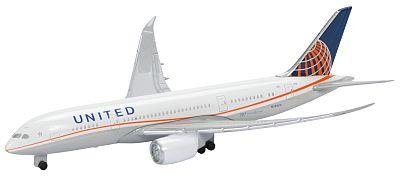 B787-8 ユナイテッド航空