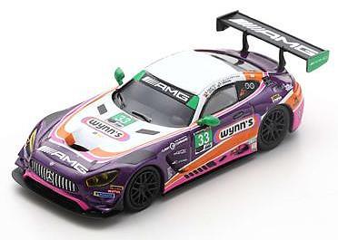 spark  1/64  Mercedes-AMG GT3 No.33  Riley Motorsports 24H Daytona 2019