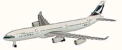 A340-300 キャセイパシフィック航空