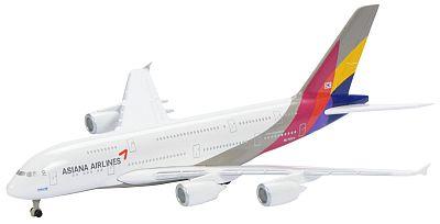 A380-800 アシアナ航空