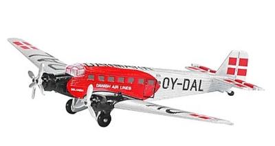 ユンカース Ju-52 DDL デンマーク航空