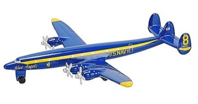 L-1049G アメリカ海軍 ブルーエンジェルス