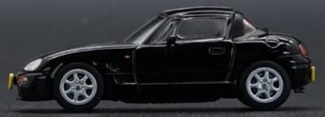 "BM  1/64""スズキ カプチーノ 1998 ブラック RHD"""