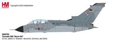 """HM  1/72 トーネード IDS  """"ドイツ連邦空軍第31戦闘爆撃航空団"""""""