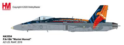 """1/72  F/A-18A ホーネット  """"オーストラリア空軍 ウォリミ・ホーネット"""""""