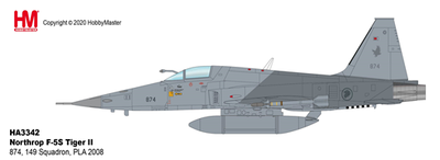 """1/72  F-5S タイガーⅡ  """"シンガポール空軍 第144飛行隊"""""""
