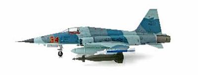 """1/72  F-5E タイガーⅡ  """"アメリカ空軍 第527戦闘訓練飛行隊"""""""