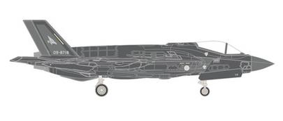Herpa  1/200 F-35A Lightning II 航空自衛隊 302飛行隊 三沢基地 09-8718